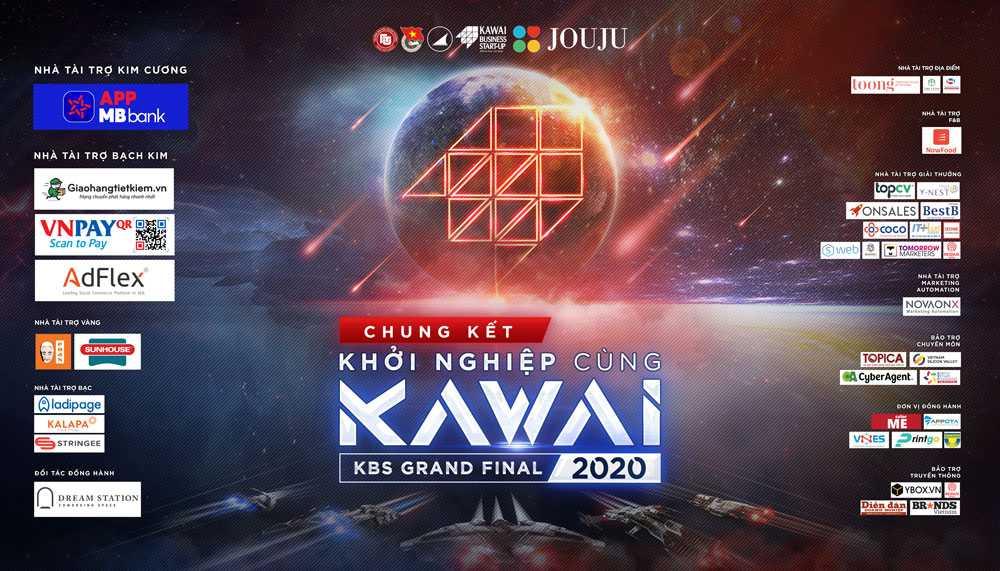 Goldsun Media đồng hành cùng TEC tổ chức thành công cuộc thi Chung kết Cuộc thi khởi nghiệp cùng Kawai 2020