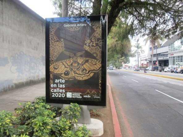 Dự án Artes en las Calles, ảnh của JCDecaux